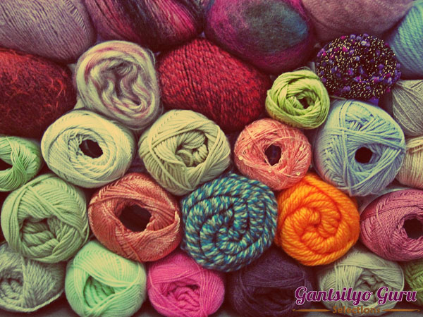Hamanaka Yarns!  You just might see these at the workshop!