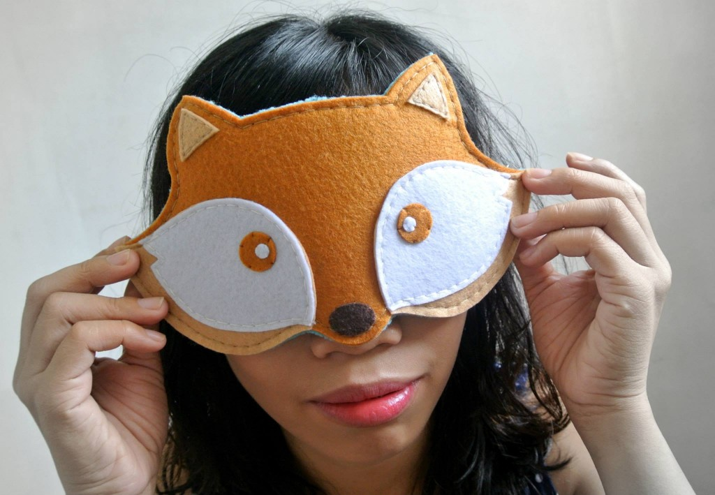 They make these cool sleeping masks too!  Photo from their FB Page.