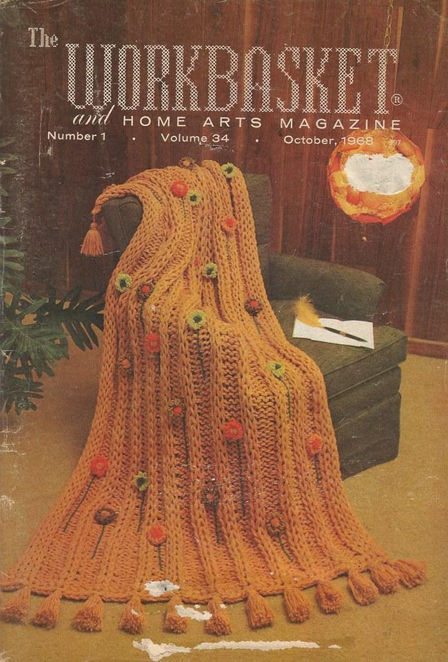 vintage pattern mag