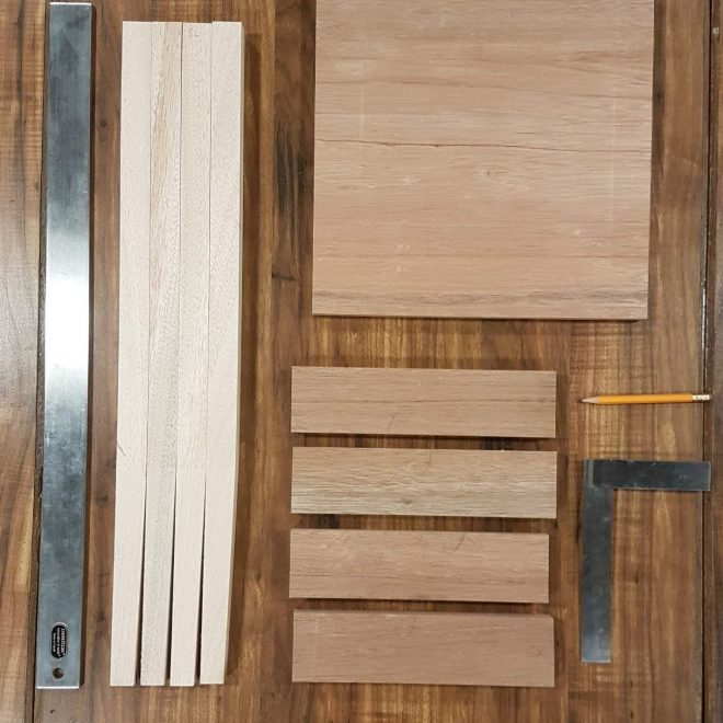 compact side table components